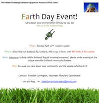 Earth Day Event!
