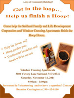 Hoop House Event